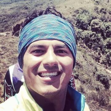 Augusto Forero Reyes, 29, Bogota, Colombia