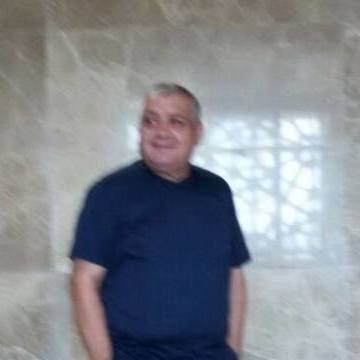 Avni Aktoklu, 57, Ankara, Turkey