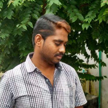 PRABU, 32, Coimbatore, India