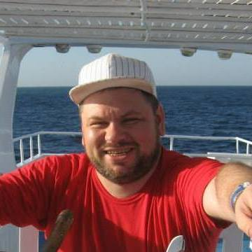 Arkadi Glazyrin, 45, Ekaterinburg, Russia