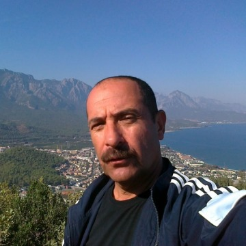 ALİ POLAT, 46, Antalya, Turkey