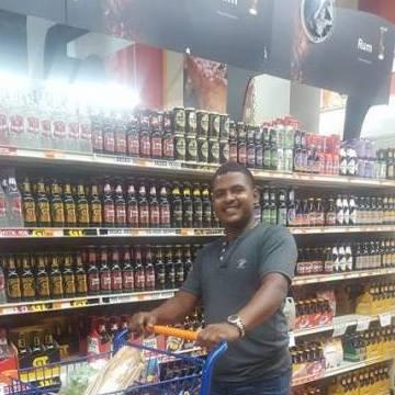 nathaniel leandrew, 27, Georgetown, Guyana