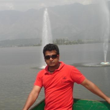 Preet Singh, 29, Delhi, India