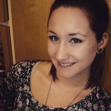 Sabine, 24, Karlsruhe, Germany