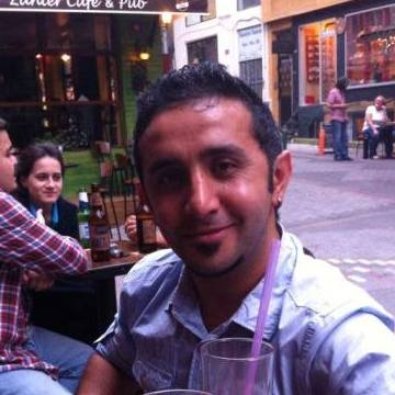 haydar aygün, 32, Istanbul, Turkey