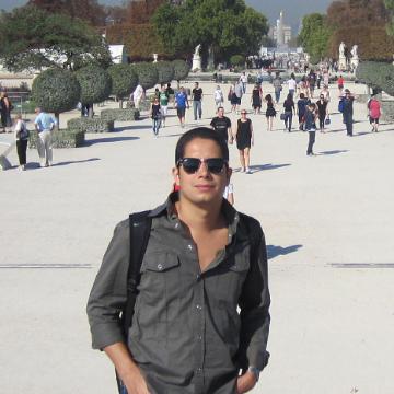 Guillermo Saldaña, 32, Mexico, Mexico