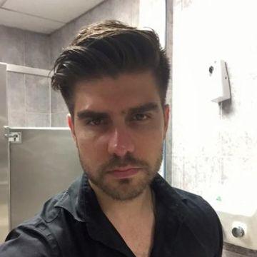 Edgar Pardo, 29, Chihuahua, Mexico