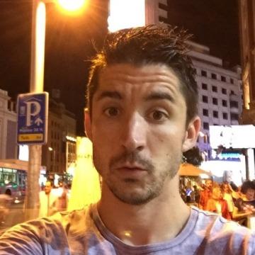 gustavo, 34, Madrid, Spain