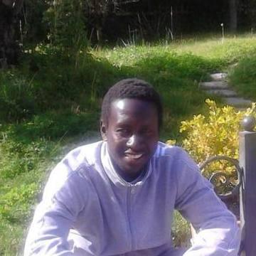 Momodou, 33, Sarno, Italy