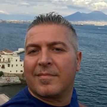 Giorgio Martucci, 47, Modena, Italy