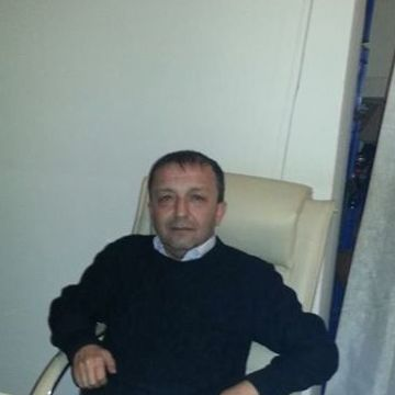 Adem Veske, 56, Ankara, Turkey