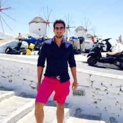 Sachin Abrol, 31, Mumbai, India