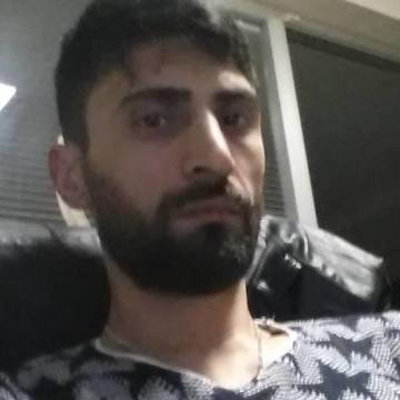Ahmet Meriç Gülpınar , 35, Istanbul, Turkey