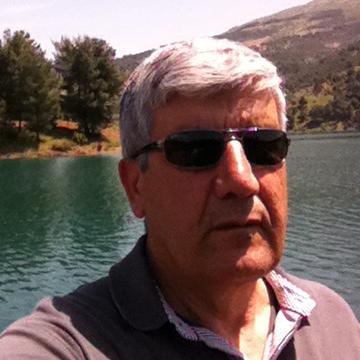 Hüseyin, 64, Ankara, Turkey