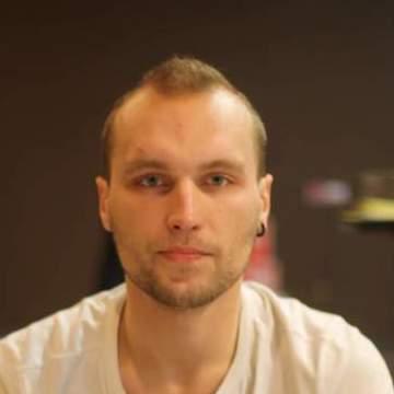 Povilas Kazlauskas, 28, Orland Park, United States