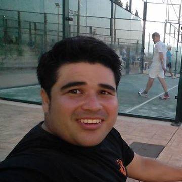 Miguel Angel, 32, Valencia, Spain