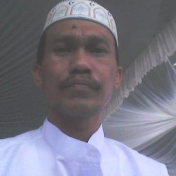 Tobi'in Topo, 51, Jakarta, Indonesia