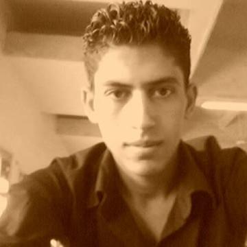 mahmoud, 25, Cairo, Egypt