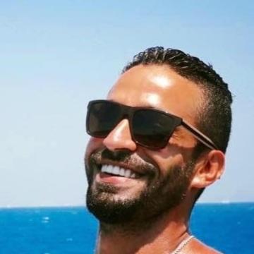 Hossam Ahmed, 28, Cairo, Egypt