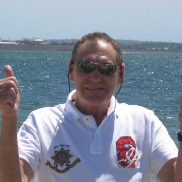 Roy Butcher, 61, Sydney, Australia