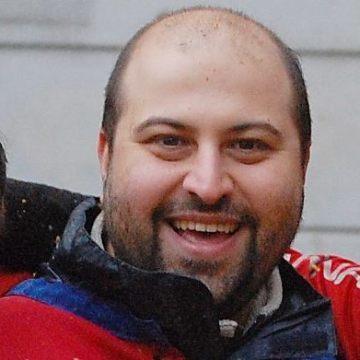 Maurizio Pascarella, 42, Mailand, Italy