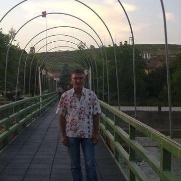 Mehmet Guler, 40, Izmir, Turkey
