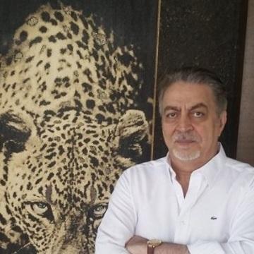 Moe Rouzati, 58, Dubai, United Arab Emirates