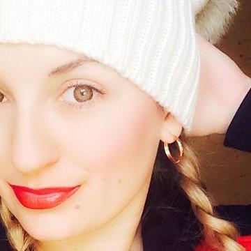 Yulia Cherkova, 32, Novorossiysk, Russian Federation