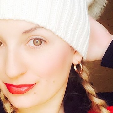 Yulia Cherkova, 31, Novorossiisk, Russia