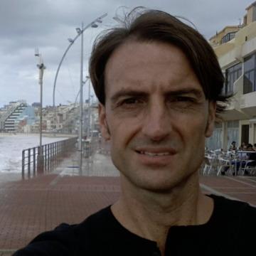 Alberto Artiles Mendoza, 47, Madrid, Spain