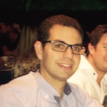 Oscar Alegre Sese, 28, Barcelona, Spain