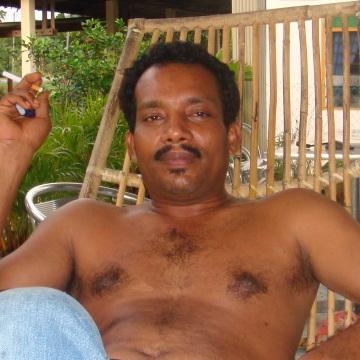 Nazir Mustafa, 39, Langkawi, Malaysia