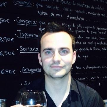 Alberto Mateos Ruano, 30, Plasencia, Spain