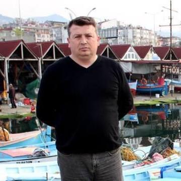 kenan öztürk, 47, Trabzon, Turkey
