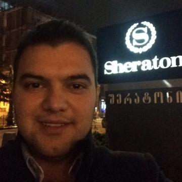 Adil Genç, 28, Istanbul, Turkey