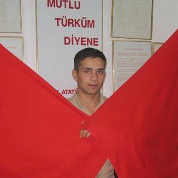 ahmet, 25, Sanliurfa, Turkey