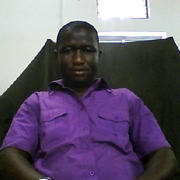 Karafa Bojang, 42, Serrekunda, Gambia