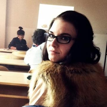 Ksenya, 24, Moscow, Russia