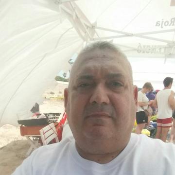 David Fernandez, 48, Barcelona, Spain