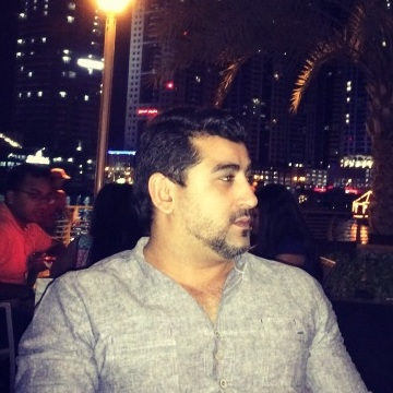 Adil Ismail, 36, Dubai, United Arab Emirates