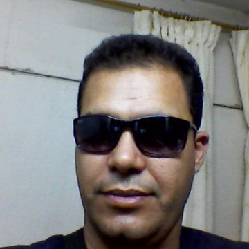 mohamed, 41, Cairo, Egypt