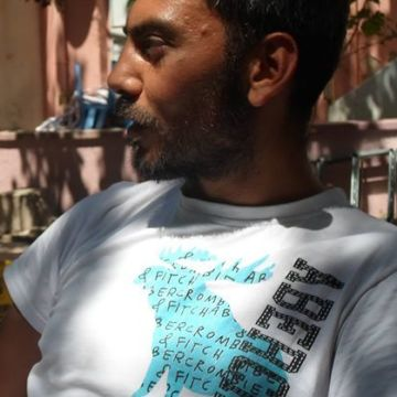 Murat, 29, Istanbul, Turkey