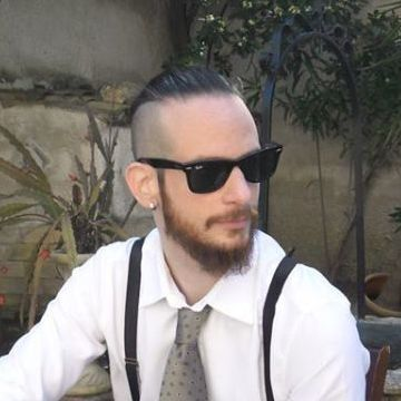 Fabrizio, 33, Palermo, Italy