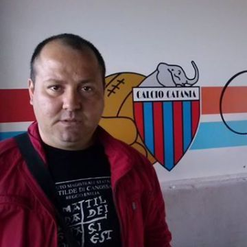 stefano, 42, Catania, Italy