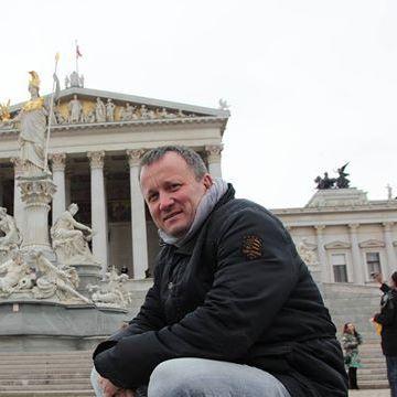 Vadim Fedorov, 50, Prague, Czech Republic