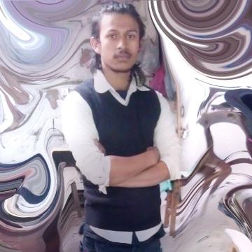 Suraj shrestha, 21, Frankfurt am Main, Germany