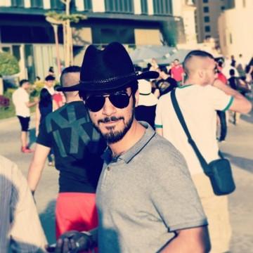 Majed, 28, Dammam, Saudi Arabia
