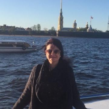 Evgeniya, 48, Saint Petersburg, Russia