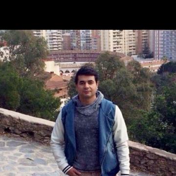 Teyfik Yaldız, 29, Istanbul, Turkey