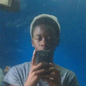 Sean Kobbie, 21, Accra, Ghana